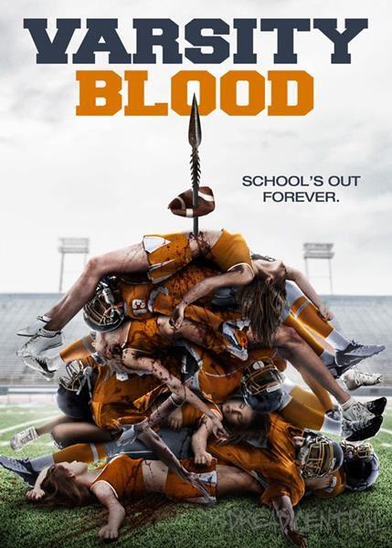 Университетская кровь / Varsity Blood (2014) WEB-DL 720p + WEB-DLRip
