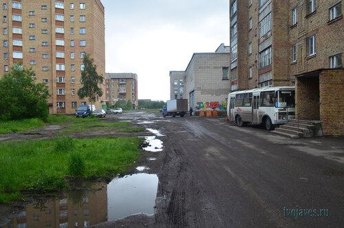 Фото города Инта №7038  Куратова 48, 41, 50а и 50 11.07.2014_13:21