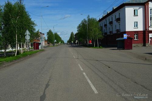 Фото города Инта №7753  Стадион, Кирова 26 и 19 21.06.2015_13:41