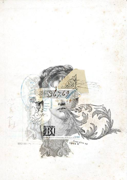 Графический дизайнер Eduardo Recife. Потрясающие коллажи. 45 шт.