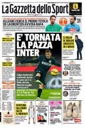 La Gazzetta dello Sport  (22 dicembre 2014)