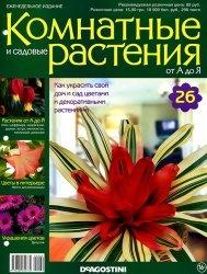 Комнатные и садовые растения от А до Я №26