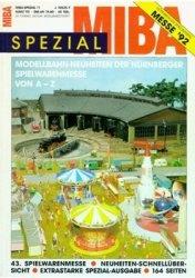 Журнал MIBA-Spezial №11 (1992-03)