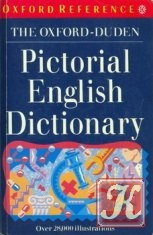 Книга The Oxford - Duden Pictorial English Dictionary