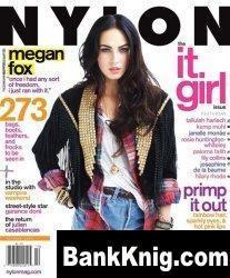 Журнал Nylon №10 2009