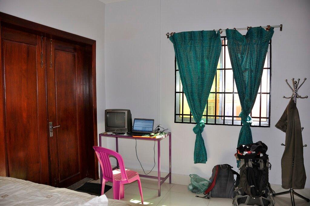 Отели в Пномпене