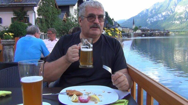 Альпийский автопробег с Сусаниным (часть 9-я)   Нallstatt