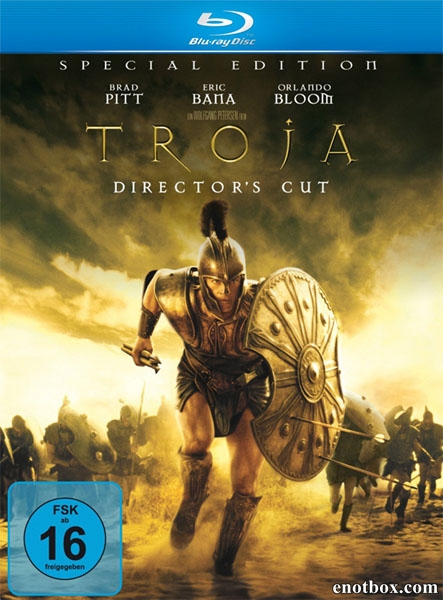 Троя [Режиссёрская версия] / Troy [Director's Cut] (2004/BDRip/HDRip)