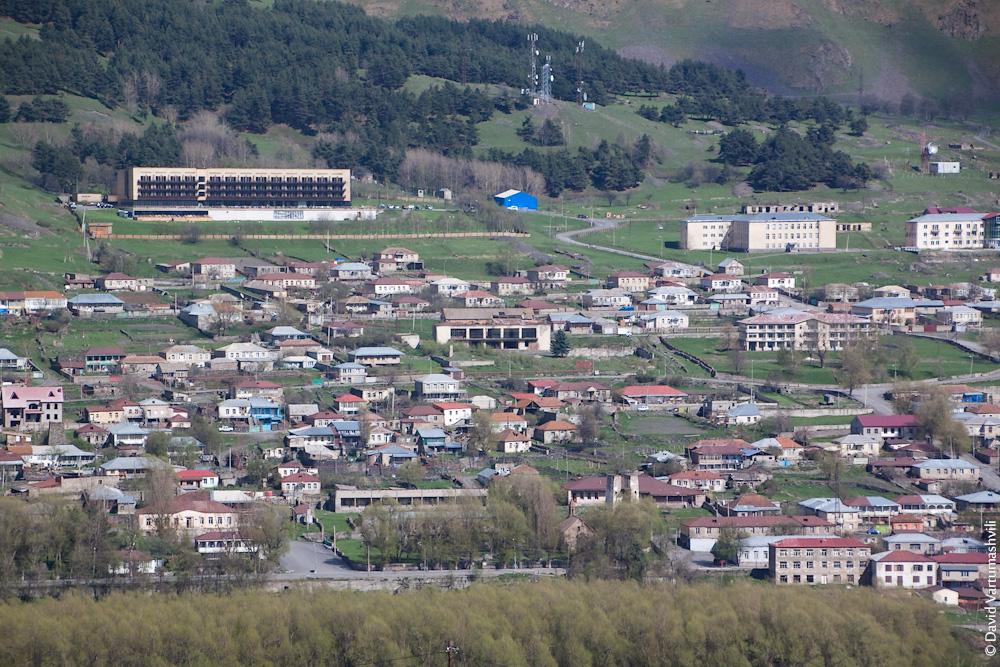 Грузия, Степанцминда