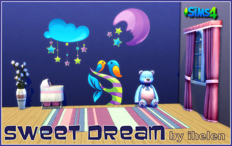 Sticker Sweet Dream by ihelen