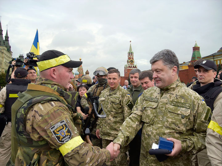 Глава государства наградил николаевских десантников из 79-й бригады - Цензор.НЕТ 4909