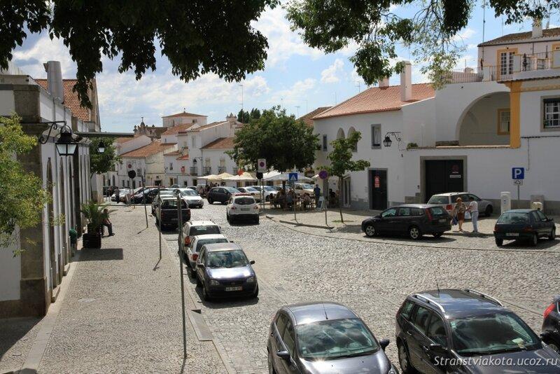 Португалия, Эвора