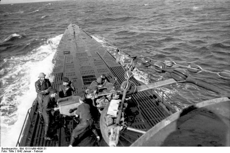 Доки для лодок в третьем рейхе