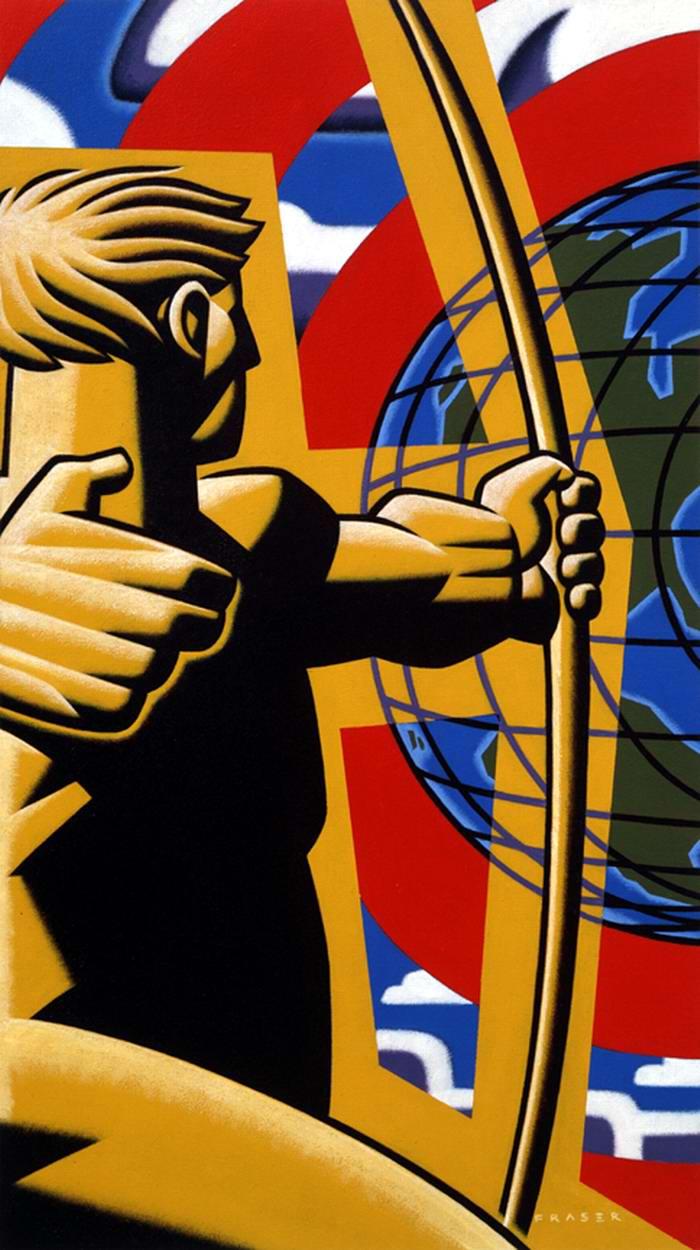 Национальная федерация труда: бороться за достижение победы в новом тысячелетии