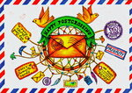 Почта и посткроссинг / Post & Postcrossing