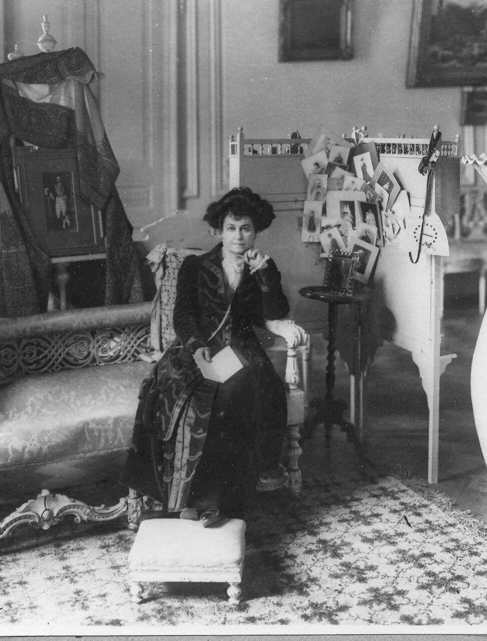 26. Жена болгарского посла.1913