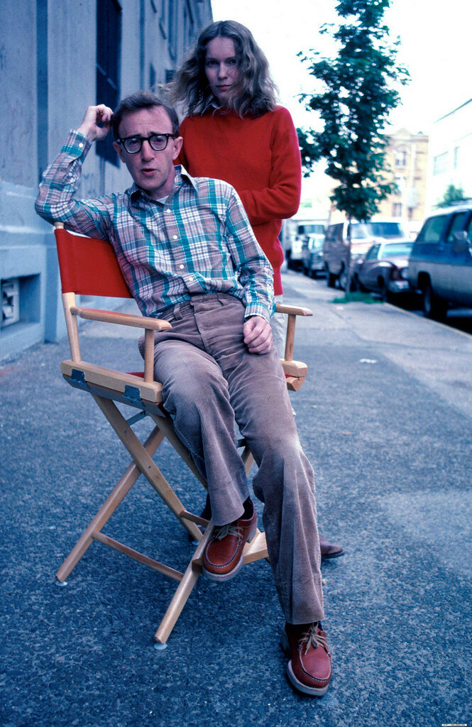 Woody Allen;Mia Farrow