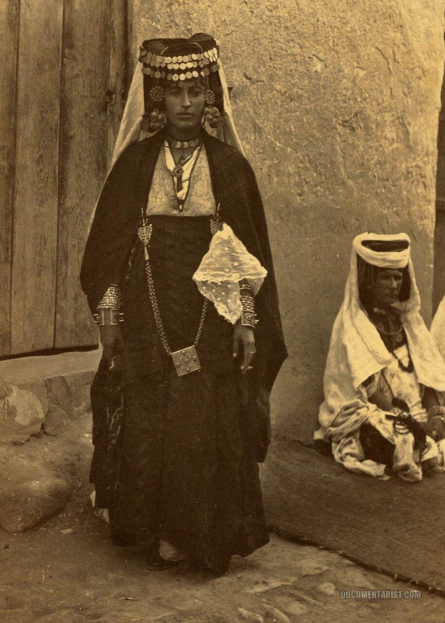 1880. Женщина в Бискре