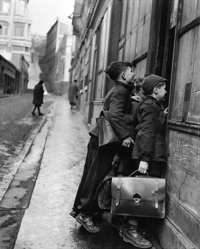 1953. Загадка школьников