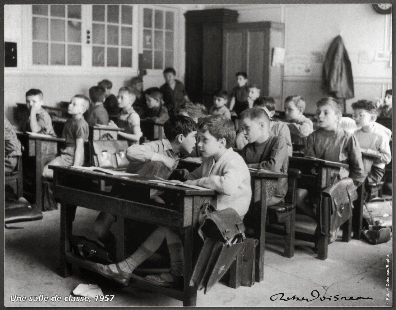 1956. В классе