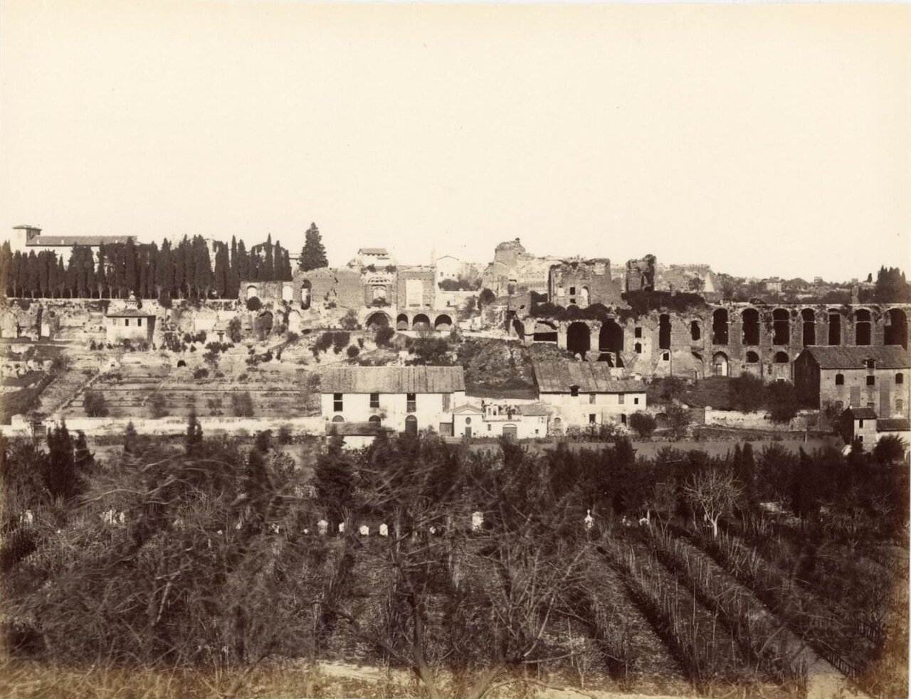 Панорама. 1870