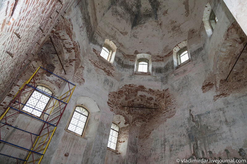 Церковь святителя Василия Великого