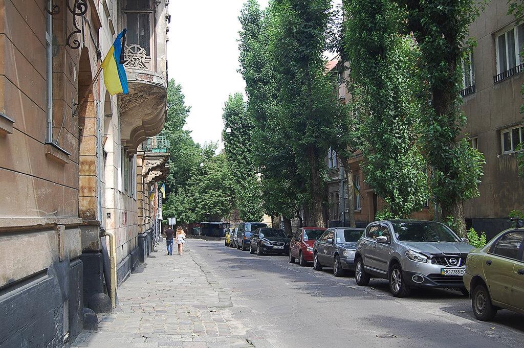 во Львове 27 июля, в день освобождения от фашистов, траур