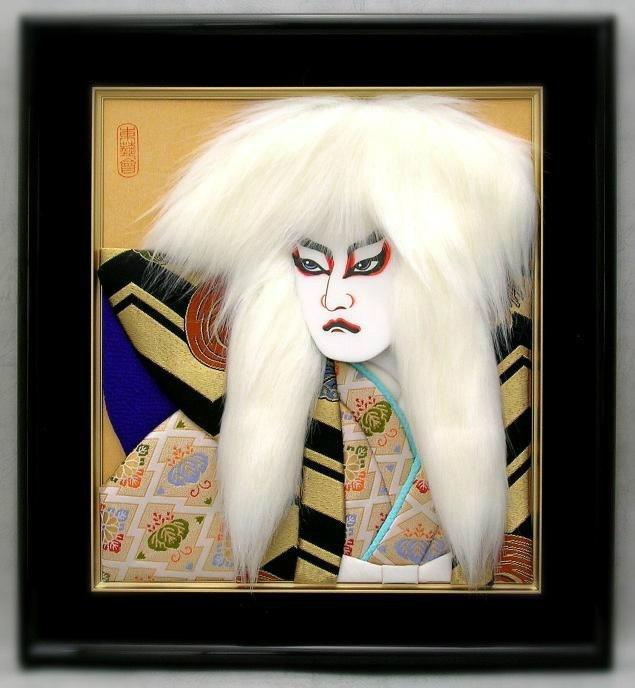 Осиэ — японское искусство создания объемных картин из ткани и картона