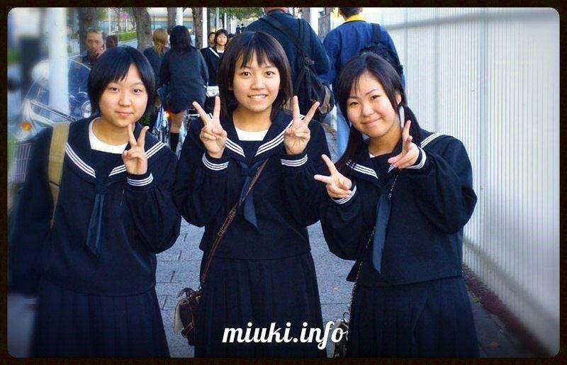 Вся правда о японских школьницах