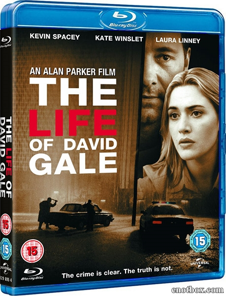Жизнь Дэвида Гейла / The Life of David Gale (2002/BDRip/HDRip)