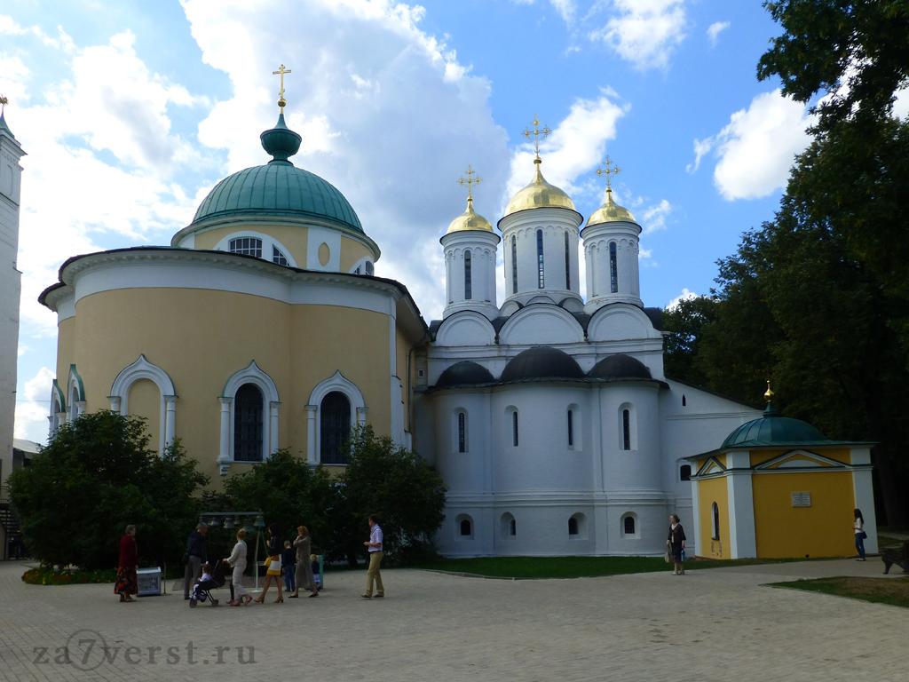 Церковь Ярославский Чудотворцев Ярославль