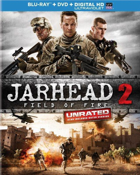 ������� 2: ���� ���� / Jarhead 2: Field of Fire (2014) BDRip 720p + HDRip