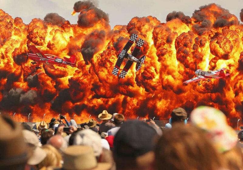 50 лучших фотографий о событиях 2015 года