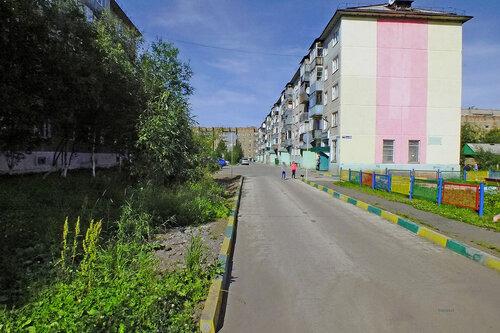Фото города Инта №7090  Морозова 10 и Мира 65 13.08.2014_12:28