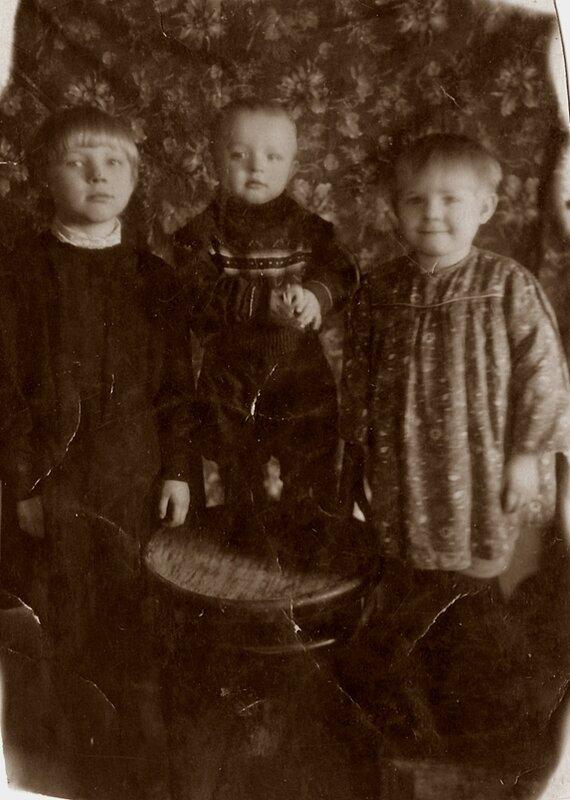 Дети нашего городка 1953 год.