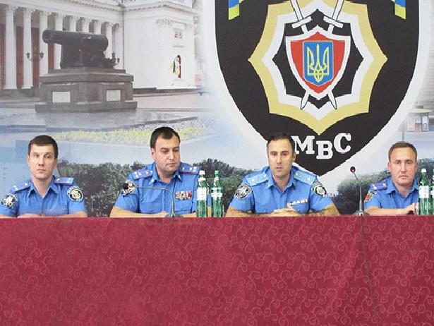 Новым главой милиции Одессы стал 34-летний подполковник изЛуганска