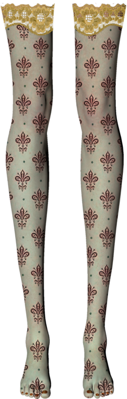 dkerkhof - baroque - doll 1 stockings.png