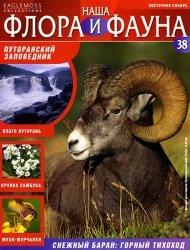 Журнал Наша флора и фауна № 38 2013