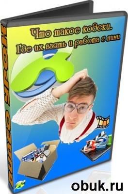 Книга Что такое кодеки. Где их взять и работа с ними (2011) DVDRip