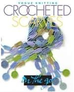 Книга Vogue Knitting. Crocheted Scarves