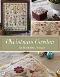 Книга Christmas Garden: Three Christmas Projects with Vintage Spirit