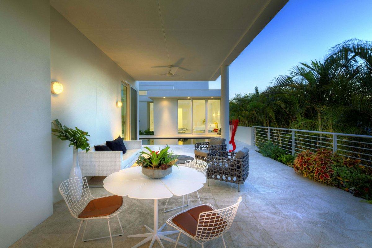 Light Box House, Jonathan Parks Architect, дома во Флориде, частные дома Сарасота, яркий интерьер частного дома, элитные дома в Америке
