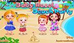 Хейзел Вечеринка на Пляже