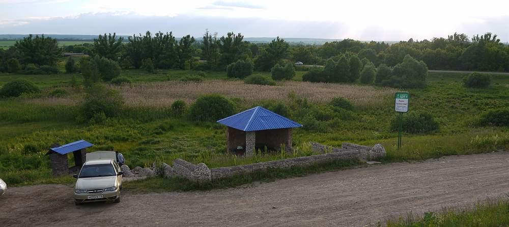 Поход по юго-востоку Татарстана