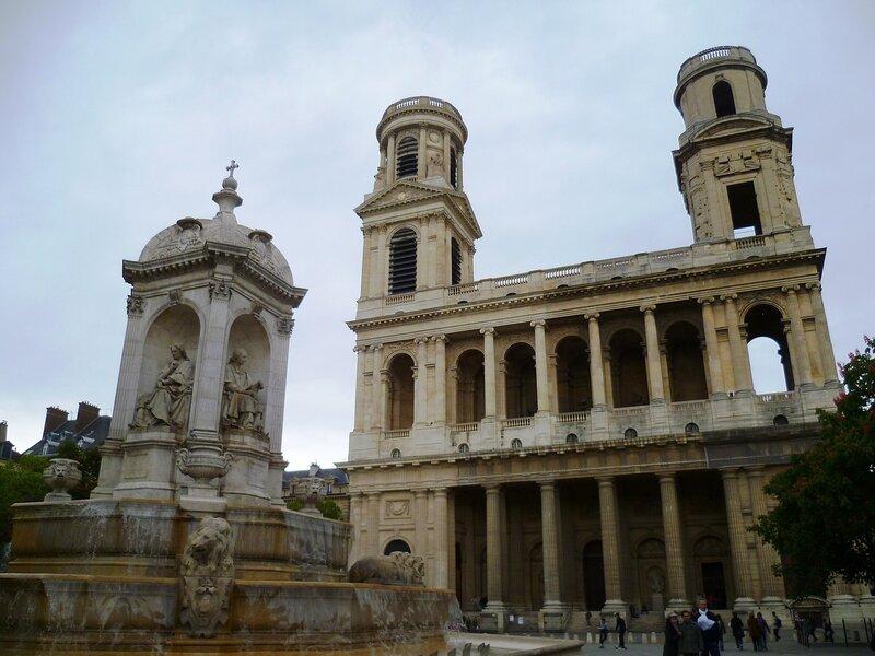 Париж, Сен-Сюльпис (Paris Saint-Sulpice)