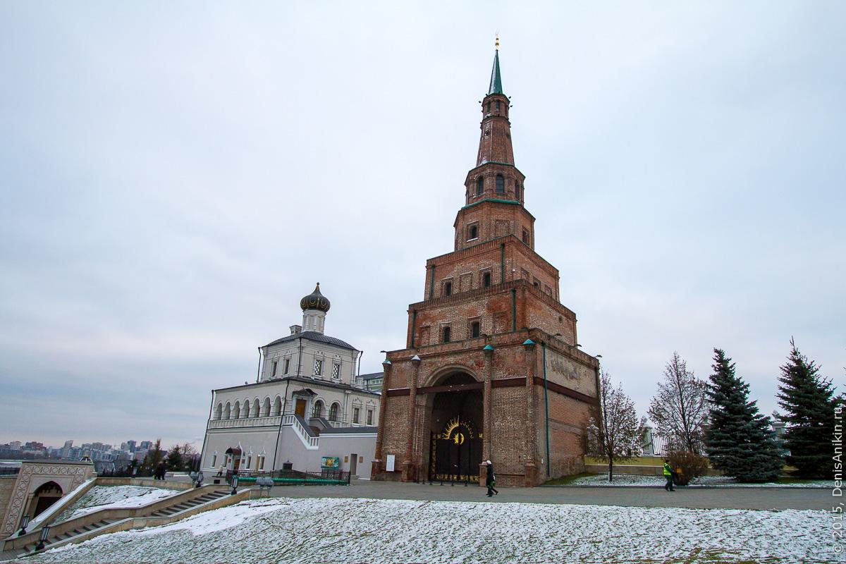 Казанский кремль 22