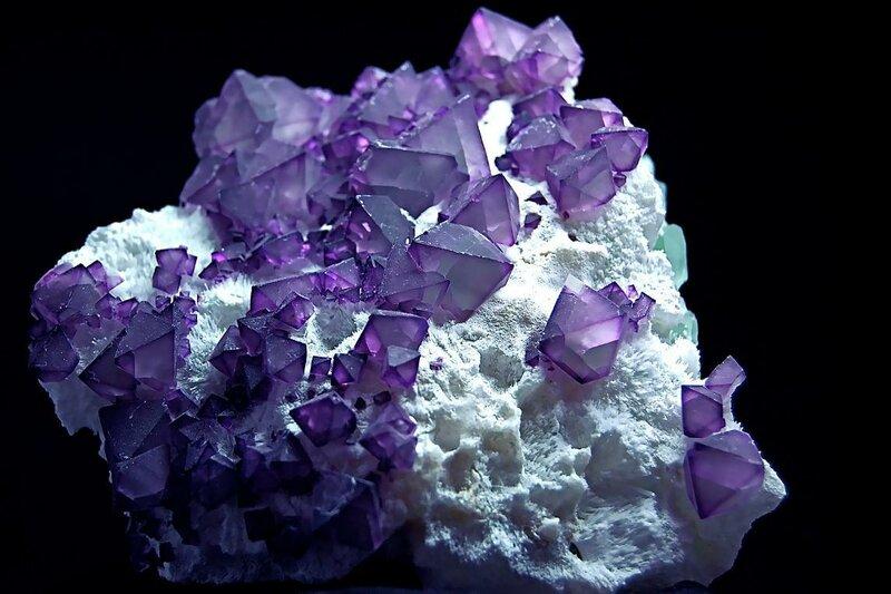 Природные минералы в картинках