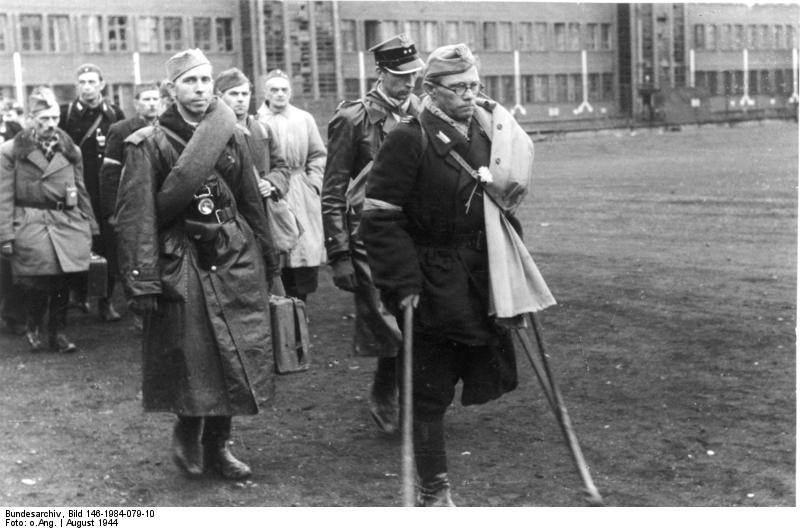 Warschauer Aufstand, polnische Kriegsgefangene