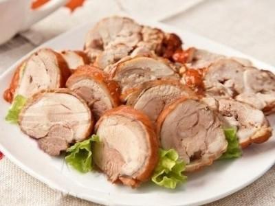 «Копченая» курятина без копчения