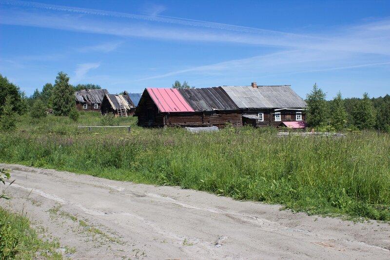 деревня Ригосельга